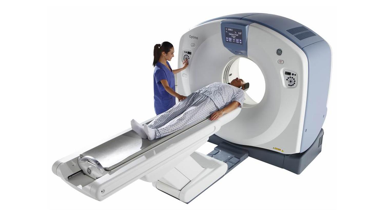 Optima CT520Pro 新一代超高端平台16排CT