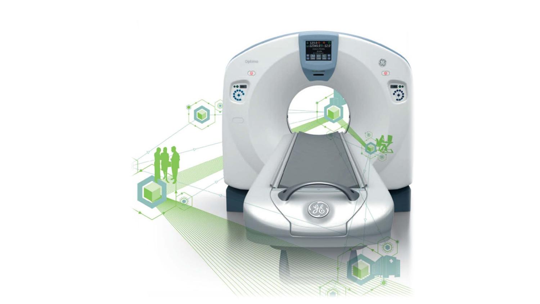 Optima CT680 自由心率128层CT
