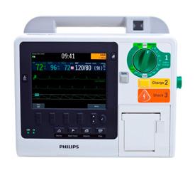 HeartStart XL+ 除颤器 / 监护仪