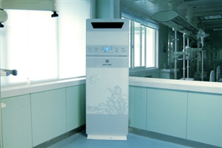 YKX/G-120-平板式德赢vwinac米兰空气消毒机-动态(立式)