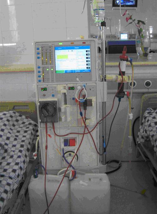 4008S血液透析机