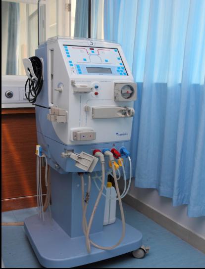 金宝AK96血液透析机